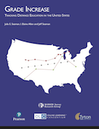 Grade Increase: Tracking Distance Education in the United States